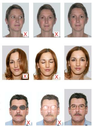 шенген требования к фото греция